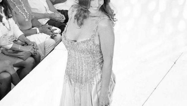Impactante: Viviana Saccone, diosa a los 48 años