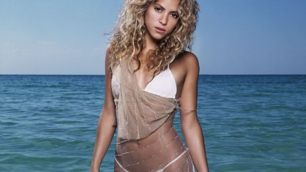 """Video: Así se mueven las caderas de Shakira al escuchar su canción """"La Bicicleta"""""""