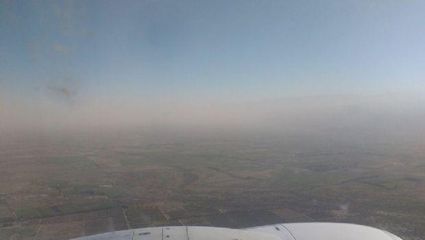 Llegó Cacho: reviví el viral de un sanjuanino por viento Zonda