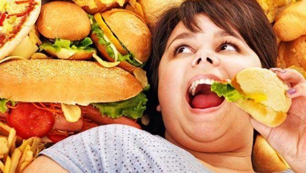 La comida chatarra provoca sobrepeso hereditario