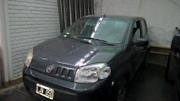 Robaron un auto en el barrio San Martín