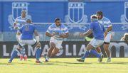 Los Pumas mostraron su garra ante Italia