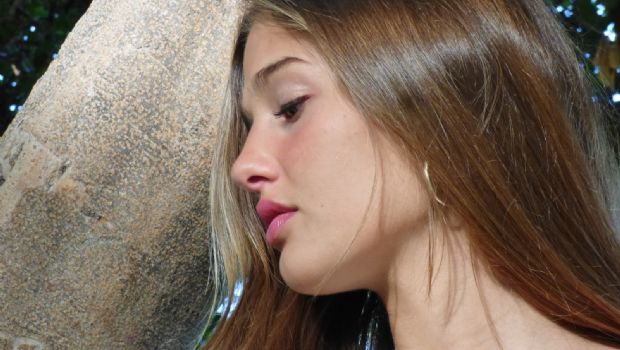 Jocelín Mauro, la joven modelo que quiere ser reina Nacional del Sol