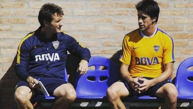 Alarma en Boca: Pérez y Fabra se retiraron antes