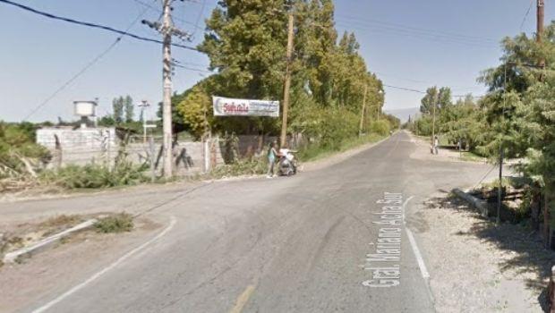Murió el hombre que chocó en su moto contra un camión