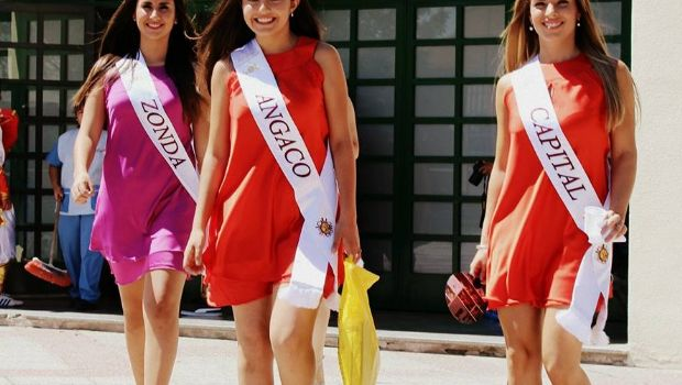 Conmoción en las redes sociales por la ex reina Antonela González