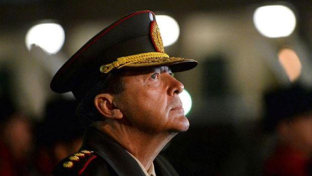Detuvieron en La Rioja al ex jefe de Ejército César Milani