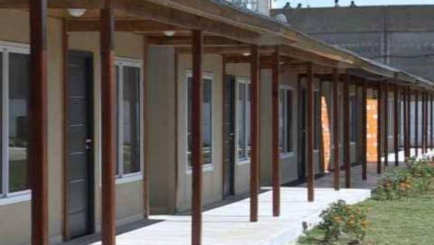 Antes de mitad de año estarán listas las primeras casas para presos con salidas transitorias