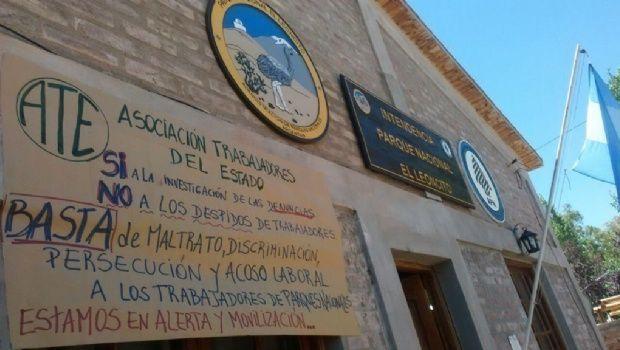 Tras varias denuncias, desplazaron a la Intendenta del Parque Nacional El Leoncito