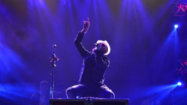 Más de 35 mil personas disfrutaron del show de Ulises Bueno