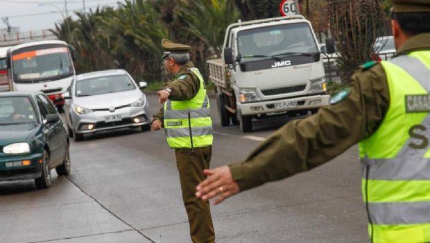 Por ahora no multarán a los argentinos por la ley de tránsito de Chile