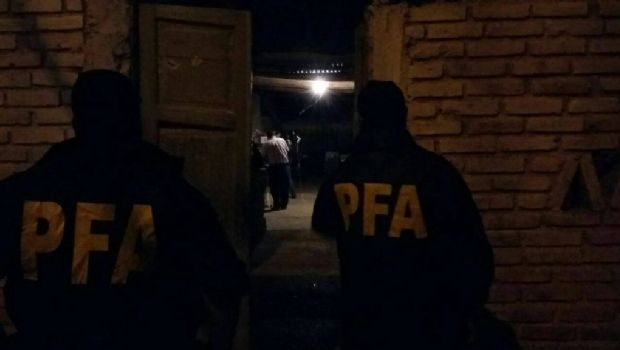 Desbarataron una presunta red de trata en Pocito