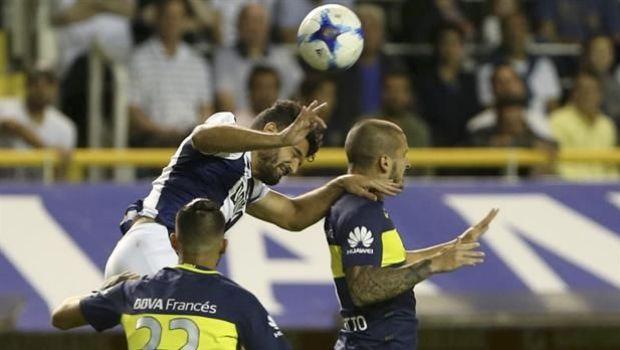 Talleres de Córdoba sorprendió a Boca en la Bombonera y lo derrotó 2 a 1