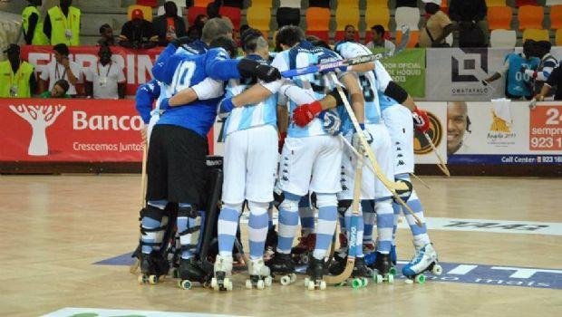 La Selección Argentina de hockey sobre patines se prepara para la Copa de las Naciones
