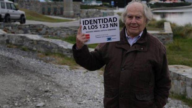 Familiares de caídos en Malvinas escracharon a Pérez Esquivel
