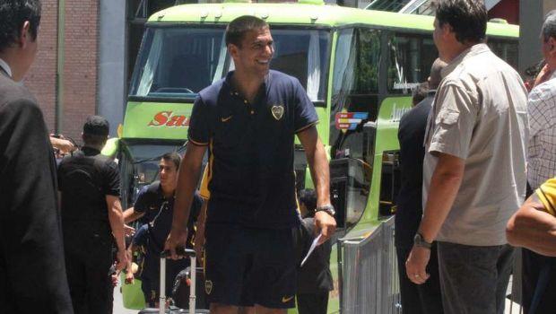 Se espera que 15 mil xeneizes vean el partido de Boca vs San Martín en San Juan