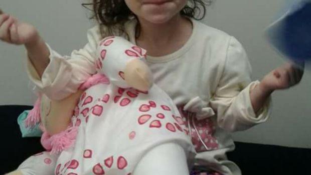 Falleció Alma, la pequeña que movilizó las redes en busca de un corazón