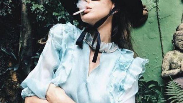 Cigarrillo la foto de la polemica 91