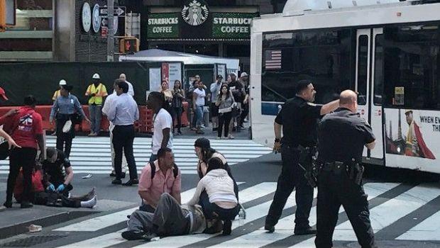 Las imágenes más impactantes de la tragedia de Nueva York