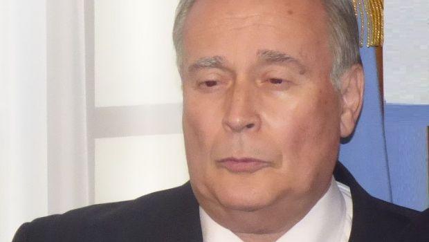 Tras el pedido de juicio político, renunció Caballero Vidal