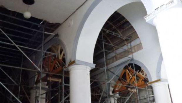 A fin de mes quieren licitar los trabajos de reparación en el templo de Jáchal