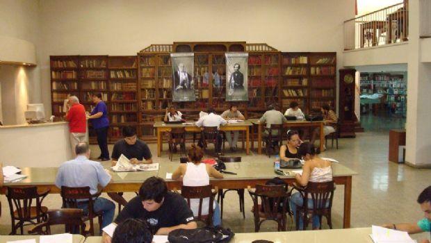 La Biblioteca Franklin hará una feria de diseño y convoca a los profesionales que quieran participar