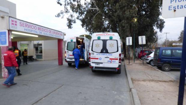 Un niño fue atropellado en Rivadavia