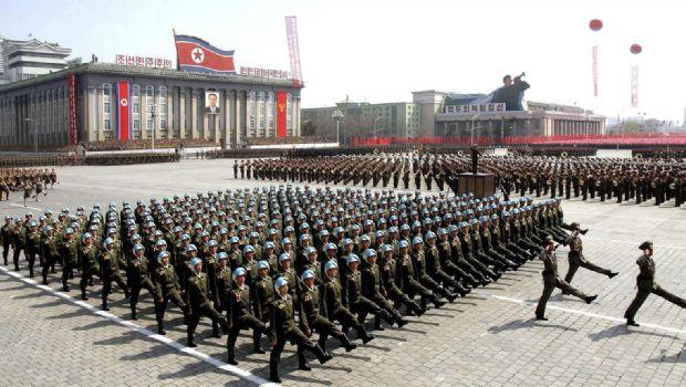 Para luchar contra Estados Unidos, 3,5 millones de personas se alistan en Corea