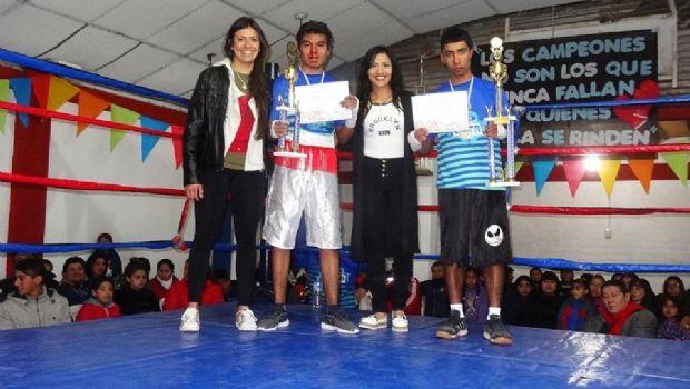 7 varones y 2 mujeres representarán a San Juan en boxeo en los Juegos Evita