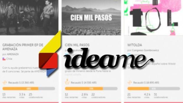 Ideame: la web que recauda dinero para futuros emprendedores