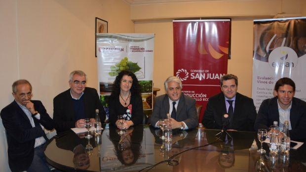 El 22 de septiembre se realizará la XXI Evaluación de Vinos de San Juan