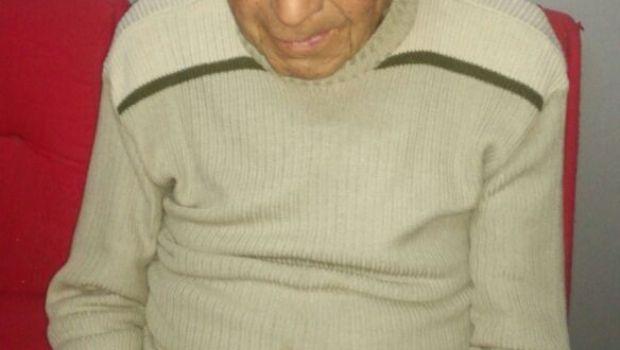 Los familiares del abuelo extraviado en Desamparados fueron a buscarlo