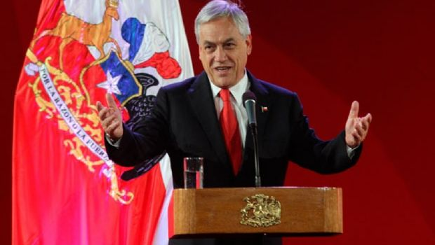 """Piñera por ataques a iglesias: """"El odio y la intolerancia no pueden primar"""""""
