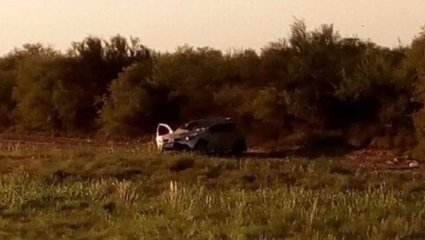 Sanjuaninos iban a vacacionar a Mar del Plata, volcó el auto y uno murió