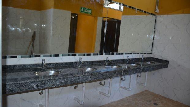 Rivadavia: habilitaron las obras de remodelación del Camping El Pinar