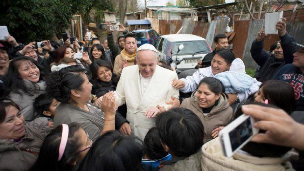 Organizaciones sociales y de desocupados sanjuaninos viajan a Chile para ver el Papa