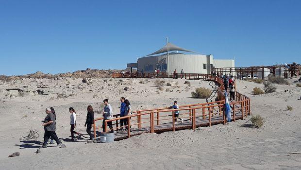 Por primera vez, ingresaron más de 5 mil chilenos al Parque Ischigualasto
