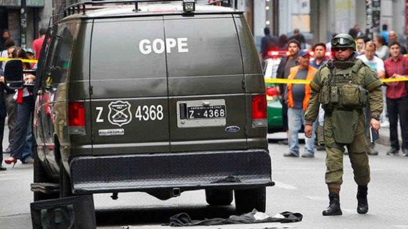Por amenazas al Papa Francisco, Chile refuerza su seguridad