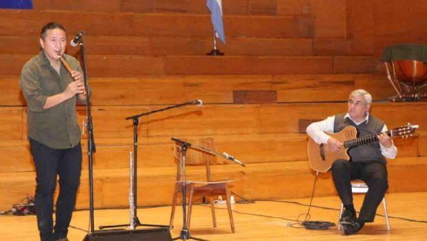 Guitarras del Mundo y un show muy especial en el auditorio