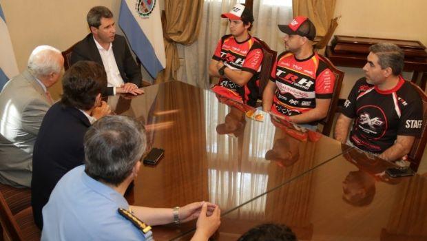 """Saddam Mascali, tras recuperar su equipo: """"estoy muy agradecido con los sanjuaninos"""""""