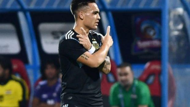 Argentina fue más y le ganó cómodamente a Irak