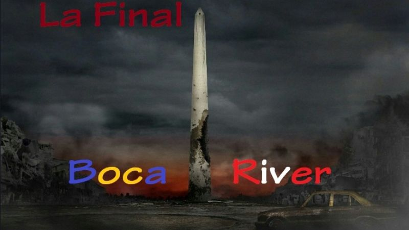 Se viene la final Boca vs River y estallaron las redes