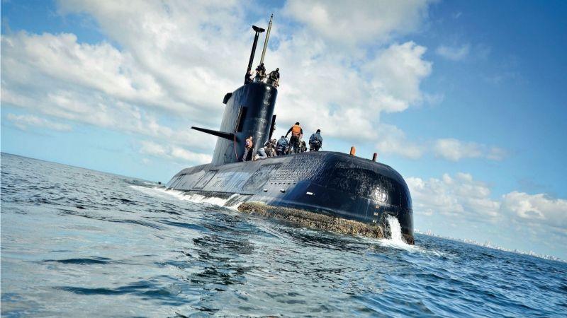 """Primeros datos del hallazgo del ARA San Juan: """"la nave está casi entera"""""""