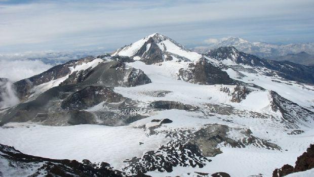 Alarma en Mendoza por un volcán activo