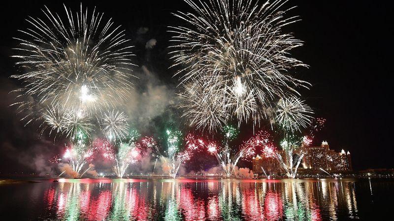 ¡Feliz Año Nuevo 2019! así fueron los festejos en el mundo