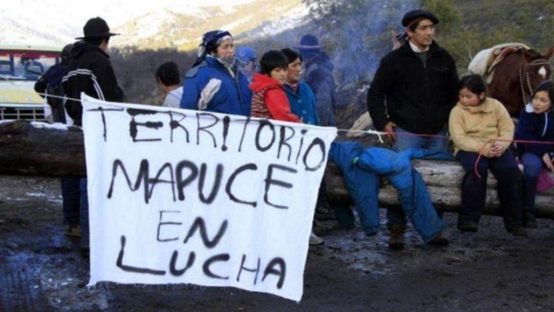 Mapuches recibieron una escritura por 15.600 hectáreas
