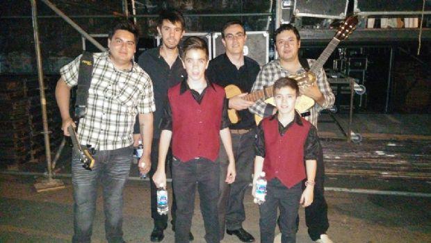 """Los """"Pekes"""" Quiroga, la joven promesa del folklore que brillará en la FNS"""