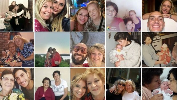 Con miras a la FNS, las sanjuaninas compartieron sus fotos en #AmordeMadre