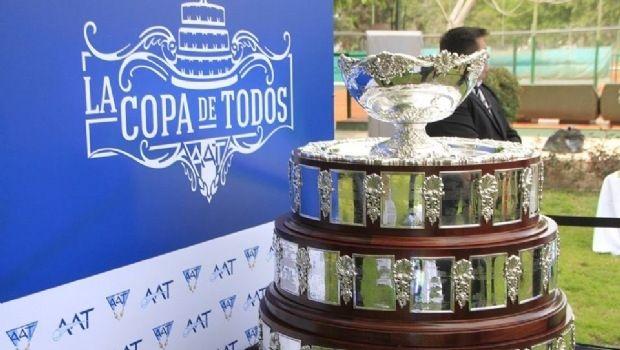 Argentina y Chile jugarán la Copa Davis en abril en San Juan