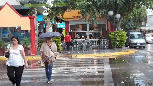 Emitieron un alerta por la llegada de un frente frío en San Juan
